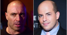 Joe Rogan goes nuclear on CNN's Brian Stelter: 'Motherf***er, you're supposed to be a journalist!'