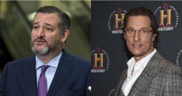 Cruz hopes McConaughey for Texas Gov. 'doesn't happen' but calls him formidable