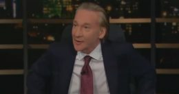 """Bill Maher To Lin-Manuel Miranda: """"I don't think that you have to apologize to Twitter. For f*ck's sake."""" [VIDEO]"""