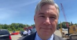 Dem Sen. Whitehouse defends membership in ritzy, all-white exclusive club