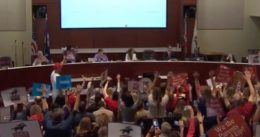 Parents' anger boils over, arrests made after School Board silences public comments in explosive meeting