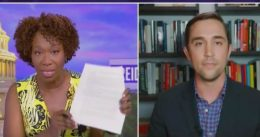 'You Repeat These Same Things': Joy Reid And Christopher Rufo Clash Over Critical Race Theory