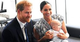 Meghan, Harry Didn't Want Archie Titled Earl Of Dumbarton Because 'Dumb' Was In It: Report