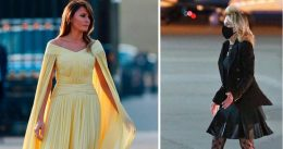 Jill Biden Gets Cover of Vogue: They Ignored Supermodel Melania For Five Years
