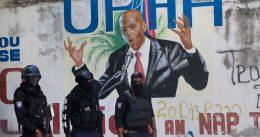 Haitian police kill four 'mercenaries' after president's assassination