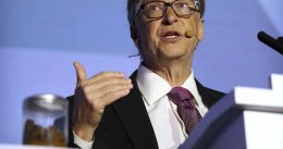 Stunning Hypocrisy! Bill Gates Lectures Billionaires on Climate Change