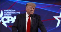 Trump rips Biden, Big Tech and critical race theory at CPAC