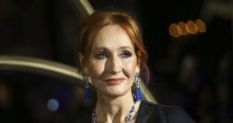 J.K. Rowling responds to Twitter pipe bomb death threat