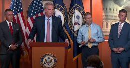 House Minority Leader McCarthy Yanks all GOP Picks from Jan. 6 Committee [VIDEO]