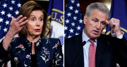 Kevin McCarthy Responds To Being Called 'A Moron' By Nancy Pelosi: 'If she's so brilliant …'