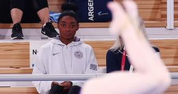 Simone Biles Pulls Out Of Olympics Finals For Vault And Uneven Bars