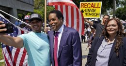 Larry Elder Responds To Support From Clint Eastwood: 'You Made My Day'