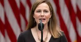 Outrage Erupts Against Justice Amy Coney Barrett Over Vaccine Mandate Decision