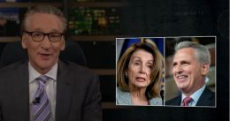 """Shut up. Shut the f*** up,"": Bill Mahar Blasts Woke Democrats Criticizing Kevin McCarthy [VIDEO]"