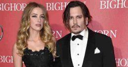 Johnny Depp says Hollywood is 'boycotting' him over Amber Heard drama