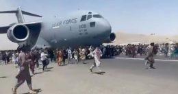 640 Afghans Crammed Inside US Air Force Plane [VIDEO]