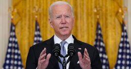 Joe Biden: 'F*** that. Nixon and Kissinger got away with it in Vietnam'