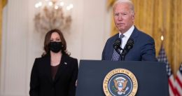 Joe Biden Will Today Depart Washington For His Summer Home In Delaware As Afghan Crisis Rages On