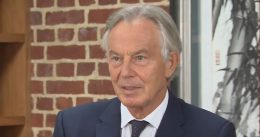 Former UK PM Tony Blair Launches Furious Attack On Biden's 'Imbecilic' Retreat From Afghanistan