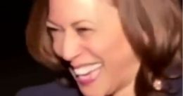 UNQUALIFIED: Cackling Kamala Discusses 'Highest Priority' Afghan Crisis [VIDEO]
