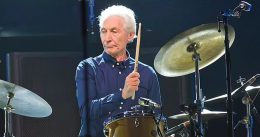 Rolling Stones Drummer Dies At The Age Of 80