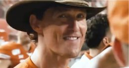 Matthew McConaughey Releases Electric Video Ahead Of College Football Starting