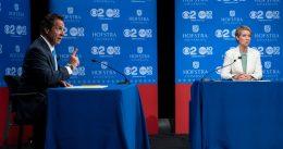 Cynthia Nixon trolls Andrew Cuomo for losing his Emmy