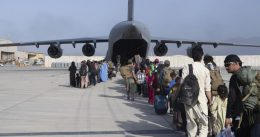 West warns of possible attack at Kabul airport amid airlift