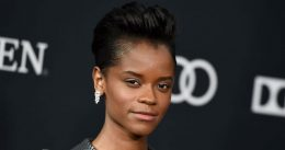 Letitia Wright hospitalized after stunt accident on 'Black Panther' set