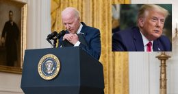 Trump: Biden Afghanistan Failure Is 'Single Most Embarrassing Moment in the History of Our Country' [VIDEO]