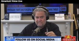 STEVE BANNON GOES OFF after Another Weekend of Joe Biden's Continued Humiliation and Destruction of America (VIDEO)