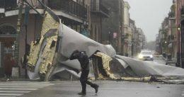 Terrifying videos show Hurricane Ida blast Louisiana, tear off hospital roof, intense storm surge floods Gulf Coast