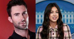 Adam Levine defends Olivia Rodrigo amid song copying accusations
