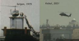 Another Biden Humiliation: Kabul 2021 Rhymes With Saigon 1975