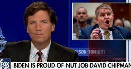VIDEO: Tucker BLASTS Biden Over Gun Control