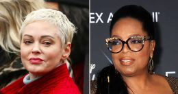 Rose McGowan calls out Oprah Winfrey: 'She is as fake as they come'