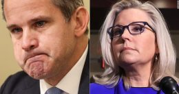 Freedom Caucus: Boot Liz Cheney And Crying Kinzinger Out Of GOP
