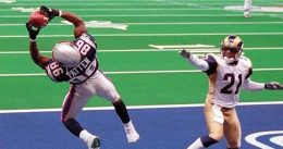 New England Patriots Star David Patten, 47, Dies In Motorcycle Accident