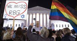 Leftists Cancel Ruth Bader Ginsburg Over SCOTUS Abortion Ruling