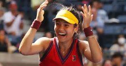 Qualifier Emma Raducanu reaches US Open final in New York [VIDEO]