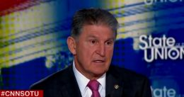 'Totally False': Manchin Bucks Ocasio-Cortez's Claim That 'Weekly Huddles' With Fossil Fuel Lobbyists Are Killing People