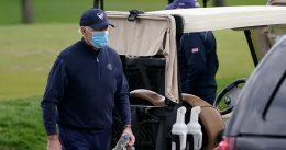 Joe Biden Goes Golfing While Americans Left Behind in Afghanistan