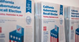California Recall: Polling Center Tells Some Republicans They 'Already Voted' [VIDEO]