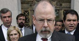 John Durham Reportedly Preparing a Surprise Indictment