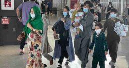 Mass Vaccination Efforts Underway For Afghan Refugees Exposed To Measles