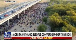 OUTRAGE! FAA Restricts Fox News Drone As Biden Admin Tries To Hide Southern Border CRISIS From The World [VIDEO]