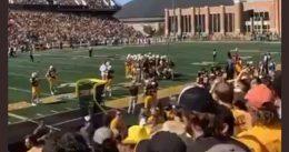 """College Football Fans Chant """"F*ck Joe Biden!"""" Third Week in a Row [VIDEO]"""
