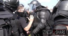 Keystone Feds: Armed Person Detained At Capitol Rally Ends Up Being Undercover Agent