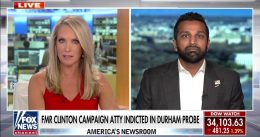 Kash Patel: Durham Indictment Of Clinton Campaign Lawyer Points To 'Conspiracy' On Trump-Russia Claims