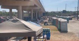 Mayorkas: We Did Not Test Haitian Migrants for Coronavirus Before Releasing Them into U.S.